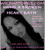 Wild Witches Mend A Broken Heart Bath Spel