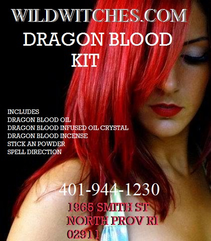 Wild Witches Dragon Blood Kit