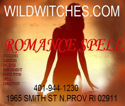 Wild Witches Romance Spell