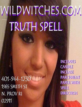 Wild Witches Truth Spell