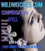 Wild WItches Compensation Spell